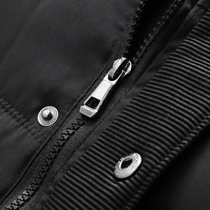 Image 5 - Fashion Parka Men Jacket Coats Thicken Warm Winter Jackets Casual Men Parkas Hooded Outwear Cotton padded Jacket Clothes Winter