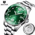 2019 BENYAR часы Мужские автоматические механические наручные часы s Tourbillon Мужские часы Топ бренд класса люкс Relogio Automatico