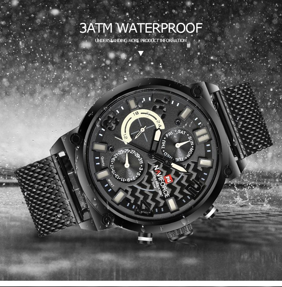 NAVIFORCE NF9068S Men's Waterproof Sport Watch H50cdc122147e41aa9f2f8f439e423ee9h