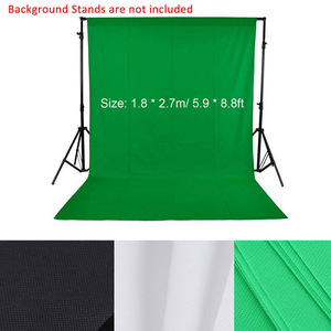 1.6 x 3M / 5 x 10FT Photo Background Photography Backdrops Backgrounds for Photo Studio Green Screen Photography Background