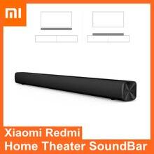 Оригинальная Проводная Колонка Xiaomi Redmi с настенным креплением, 30 Вт, AUX, Bluetooth 5,0, беспроводная звуковая панель для домашнего кинотеатра, стер...
