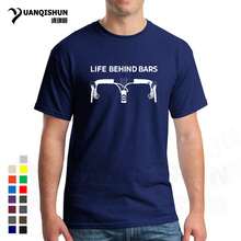 Tees T-Shirt Bicycle Mountain-Bike Sayings-Triathlon Funny 16-Colors Fashion-Design Cotton