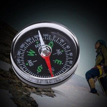Camping Hiking Navigation Portable Handheld Compass Survival Practical Guider Drop Shipping 1