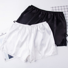 Pants Underwear Shorts Anti-Exposure Seamless Female Summer Women for Safety Linbaiway
