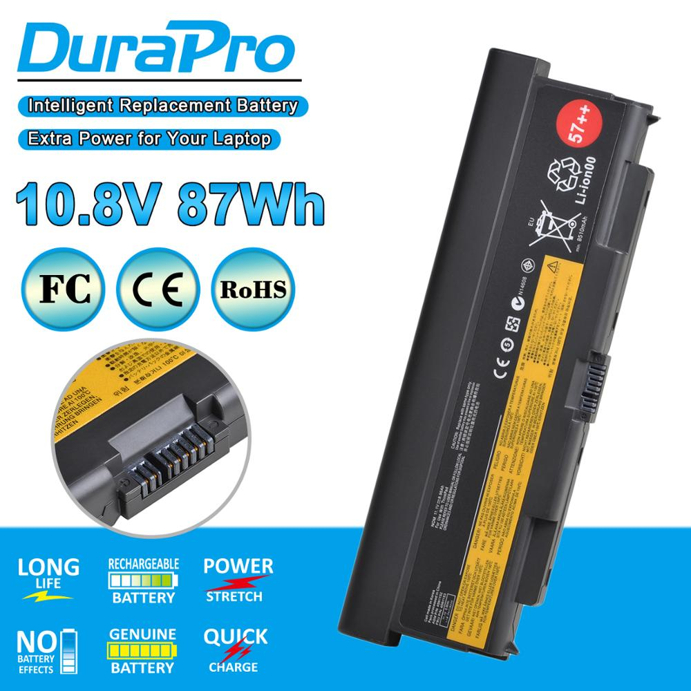 T440PH Laptop <font><b>Battery</b></font> 9Cell 10.8V 100WH for <font><b>Lenovo</b></font> ThinkPad L440 L540 <font><b>T440p</b></font> T540p W540 45N1148 45N1149 45N1152 image
