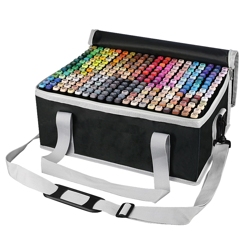TouchFIVE Dual Tips Art Sketch Twin Marker Pens 36 48 72 80 168 Colors Alcohol Based Ink Art Markers For Student And Designer