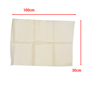 Image 4 - 10Pcs 35x22cm Tack Cloth Rags Sticky Paint Body Shop Resin Lint Dust Automotive Paint Sticky Cloth Dust Cloth Cleaning Cloths