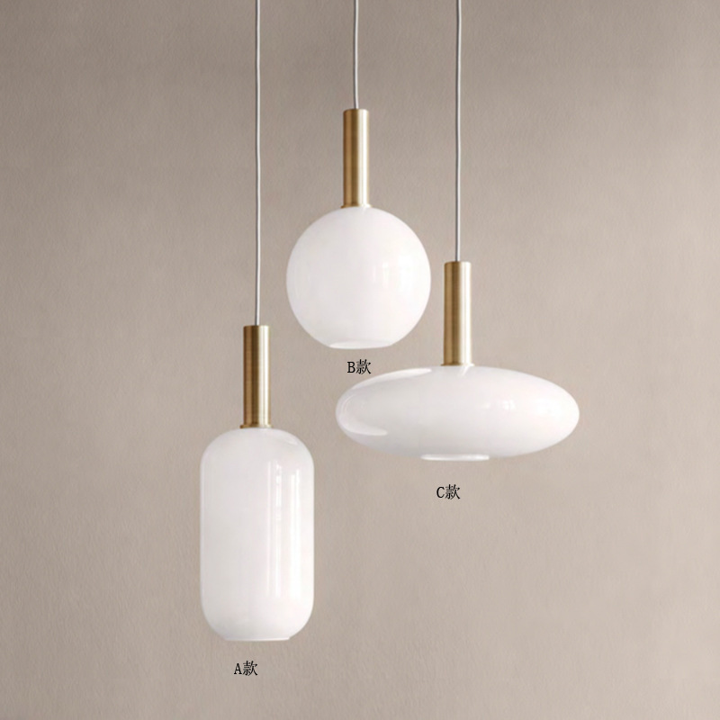 Lustre Pendente Crystal LED  Pendant Lights Home Decoration E27 Light Fixture Bedroom Industrial Lamp Deco Chambre Luminaire