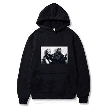 2020 Fashion Design Legends Tupac  Marilyn Monroe Print Hoodies Men Sweatshirt Streetwear Harajuku Autumn Winter Keep Warm