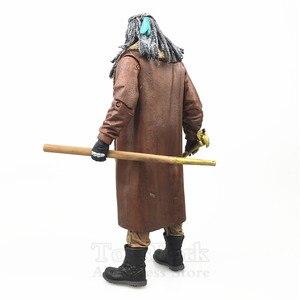 """Image 4 - The Walking Dead 7 """"фигурка Иезекииля, статуя из макфарлана, AMC, ТВ, цветная серия, коллекционная Оригинальная кукла, игрушки из фильма"""
