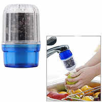 High quality Activated Bamboo Charcoal Water Filter Kitchen Home Office Tap Water Purifier