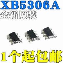 Original novo 20pcs/ XB5306A 5306A SOT23-6 = DW06D