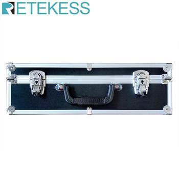 Retekess Portable 48 Slot Charge Case Storage Box for  48pcs TT108 receivers Wireless Tour Guide System