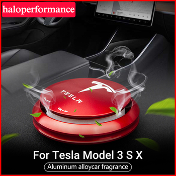 Model3 Car Accessories Car air freshener Air Purifier Aroma style For Tesla Model 3 Model Y Model S X for tesla model three 2020