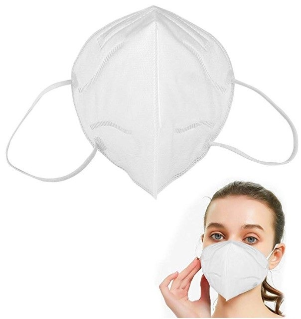 N95 Dust Mask Fine Dust Mask Pm2.5 Infectious Disease Protection 1PCS/Pack KN95 N95 In Stock Send Within 24hours