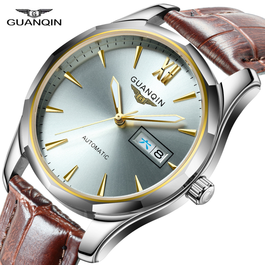GUANQIN Sapphire Automatic Mechanica