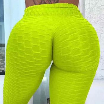JGS1996 Women's High Waist Yoga Pants Anti-Cellulite Slimming Booty Leggings Workout Running Butt Lift Tights 15