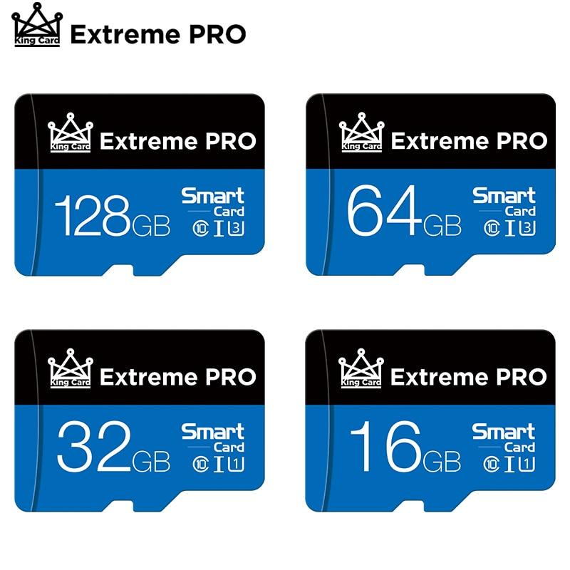 Оригинальная Micro SD карта класс 10 карта памяти 64 ГБ 128 ГБ Мини microSD флэш-накопитель 16 ГБ 32 ГБ картао де memoria TF карта для телефона