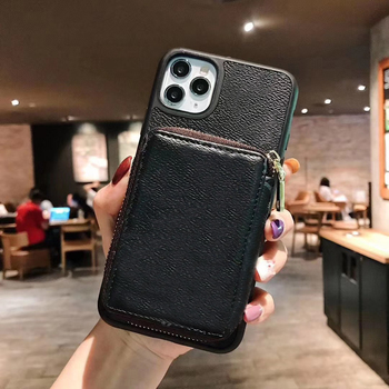 Wallet credit card Leather Cover Luxury Fundas For Iphone 6 6s 7 8 Plus Case 11 Pro Apple X XR XS Max SE Accessories BP0040