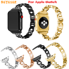 Ремешок wacth для apple watch браслет из нержавеющей стали с