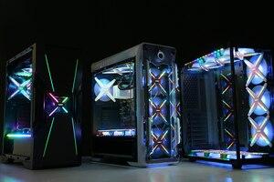 Image 2 - ALSEYE XTREME enfriador de líquidos serie AIO X120, iluminación RGB ajustable para LGA 775/115x/1366/2011/AM2/AM3/AM4
