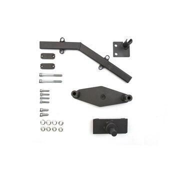 Spare wheel protection for Kia Sorento 2012-/Hyundai Santa Fe 2012-Kia Sorento)