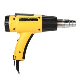 Image 4 - Heat Gun Soldering Hair dryer Hot Air Gun Temperature controlled Building Hair dryer Heat guns