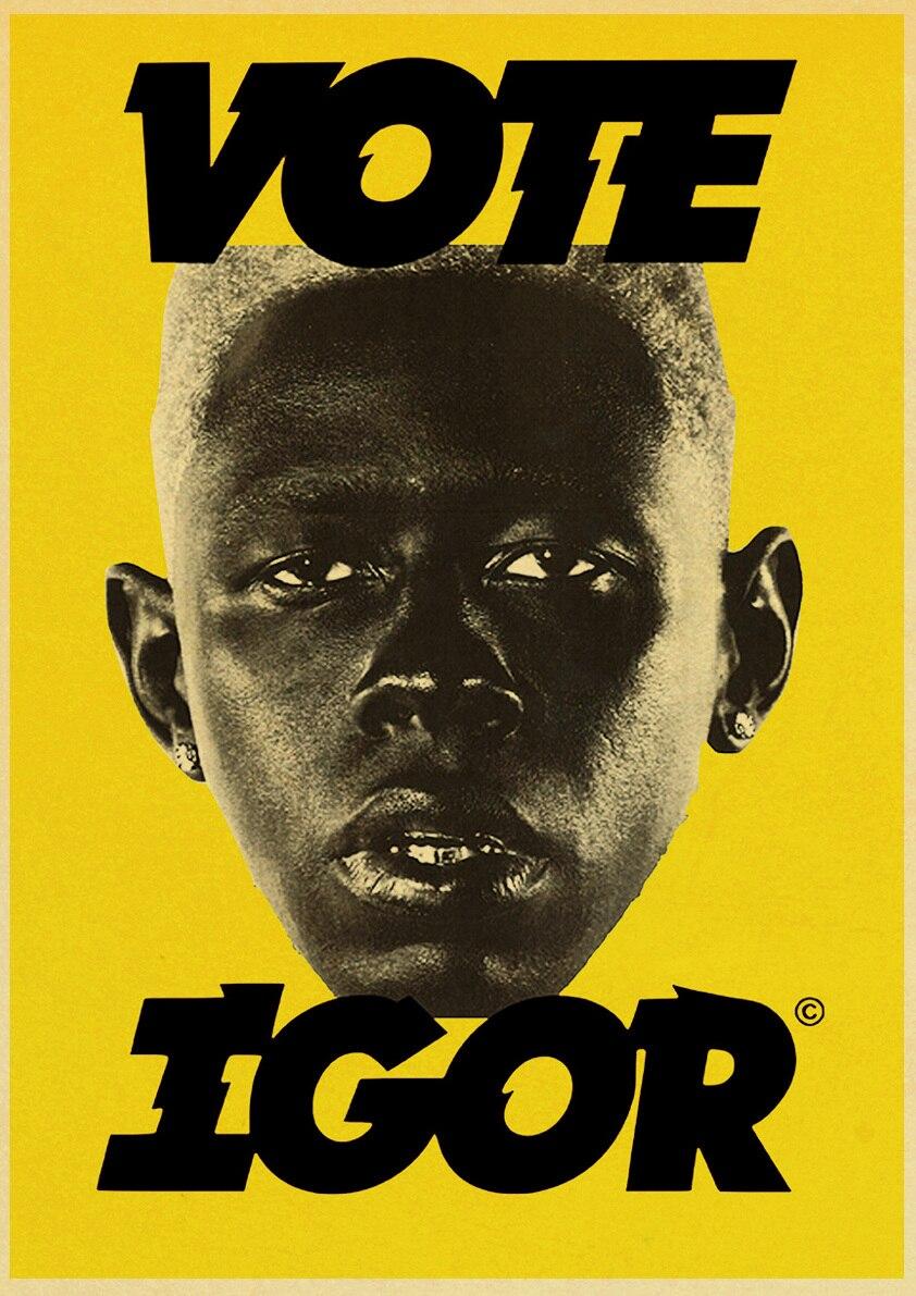 Details about  /Y1241 Art Wall Poster Tyler the Creator Flower Boy Hip Hop Rap Music Rapper