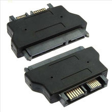 SATA 22 pin 22p female to ODD slimline SATA 13 pin male CD-ROM convertor adapter