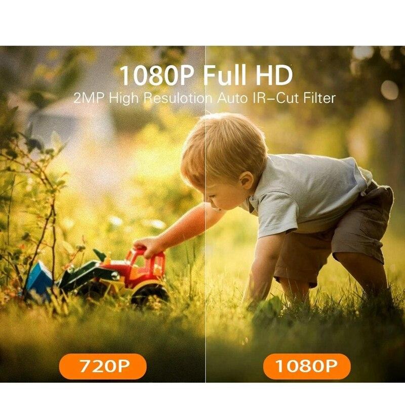 K38d 1080 p wifi câmera ip ptz