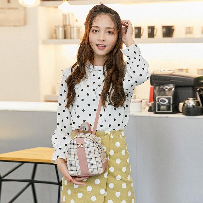 Модный милый маленький женский рюкзак, Женский Повседневный мини-рюкзак, женский кожаный рюкзак, сумки для женщин 2019, Mochila Mujer