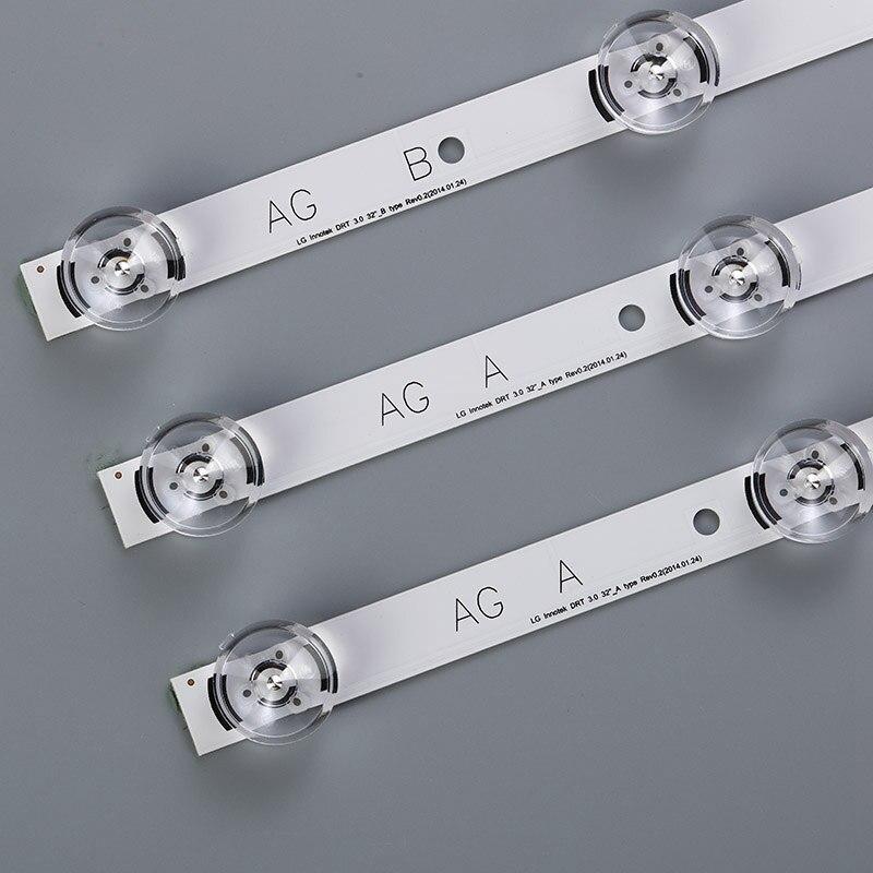 Led Backlight Strip 6Lamp for Lg 32 Inch Tv Innotek Drt 3 0 32 Inch A