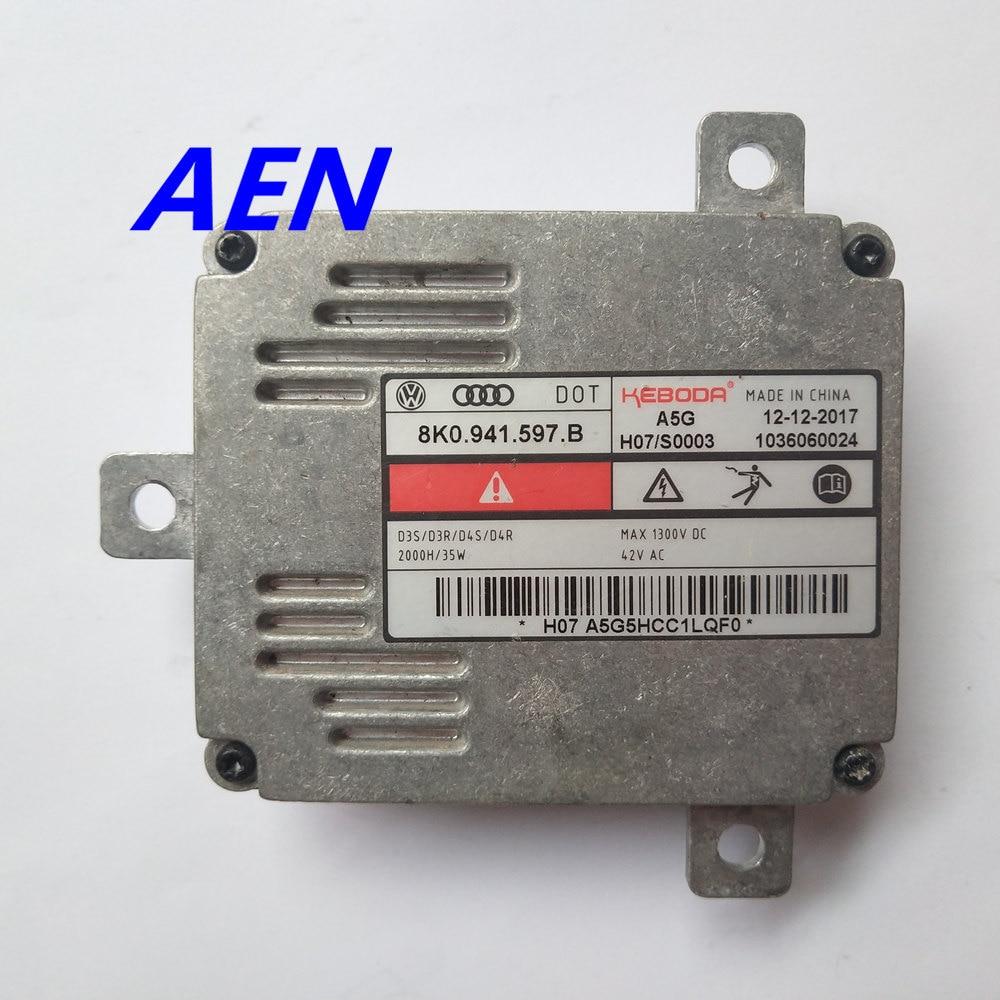 Genuine OEM Xenon D3S D3R D4S D4R BALLAST HID CONTROL UNIT ECU for Audi A3 S3