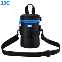 JJC Deluxe Lens Case Pouch for Canon EF 75 300mm f4.5 5.6/EF 24 105mm f4L/EF 16 35mm F4L/EF 100mm f2.8L