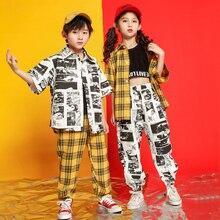 Ballroom-Costume Jazz Street Girl's for Boy's Exhibition Shorts