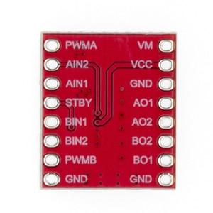 Image 2 - TB6612 Dual Motor Driver 1A TB6612FNG Microcontroller Beter dan L298N Voor Arduino