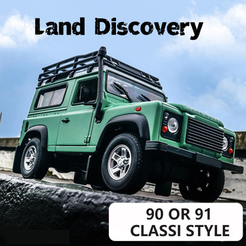 Land Rover Vehicle Model RC Car 1:12 4WD RC Cars 2.4G Radio Control RC Cars Toys RTR Crawler Off-Road Buggy Off-Road Trucks