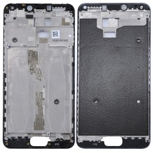 High quality For Asus ZenFone 4 max ZC554KL Front Housing LCD Frame Bezel Plate original 5 5 for asus zenfone 4 max zc554kl lcd display touch screen digitizer replacement parts zenfone 4 max zc554kl x001d