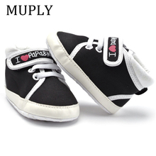 Shoes Baby-Boy-Girl Sneaker Footwear Canvas Soft-Sole Infant Toddler Newborn-Baby Cute
