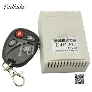 Image 3 - Diesel Generator Pump Start Electronic Shutdown and Flameout Throttle Controller Remote Controller Switch