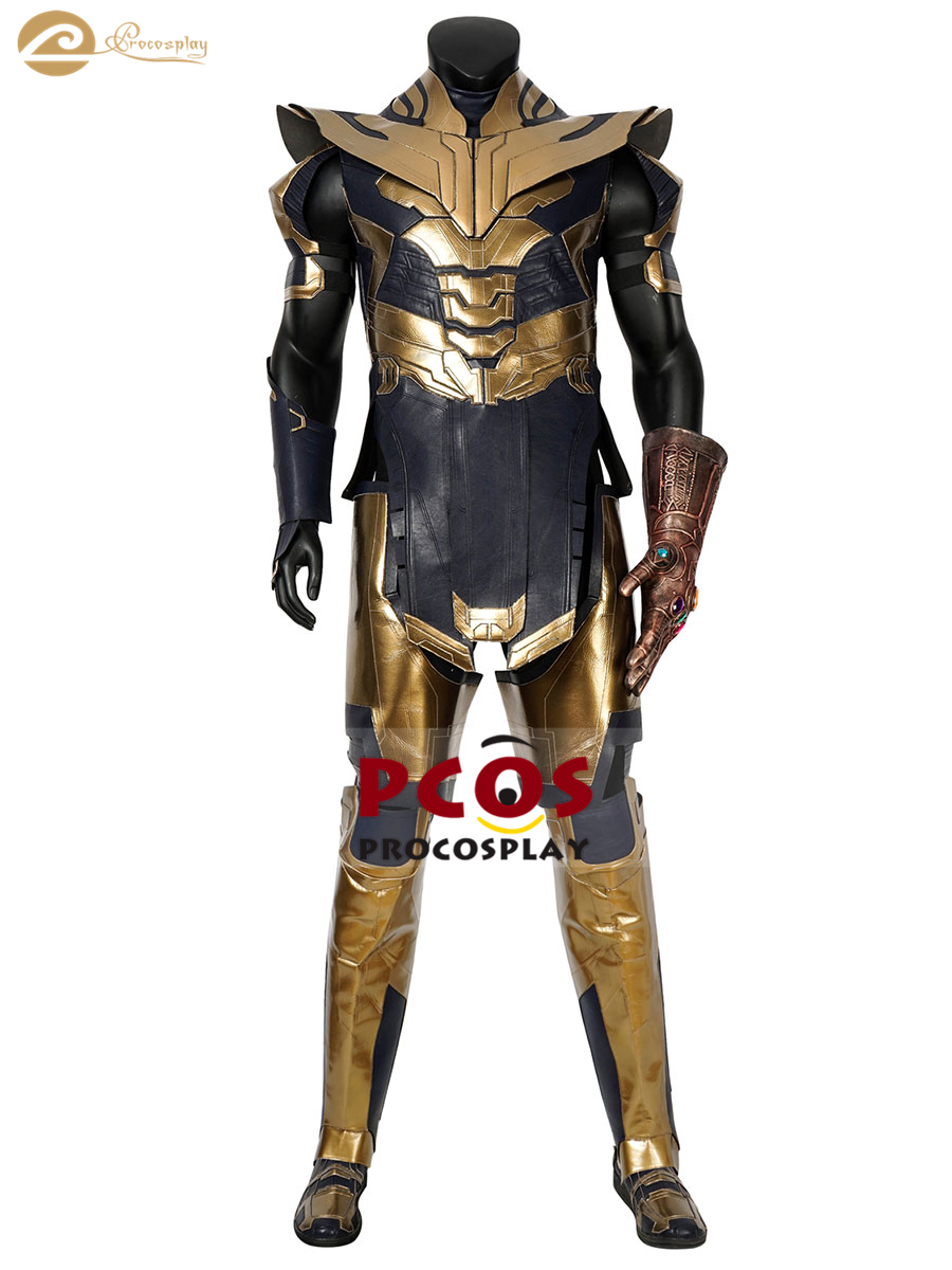 ProCosplay Avengers : Endgame Gamora 's father Thanos armor Cosplay Costume mp005138
