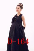 Платье для беременных платье фотосъемки большое макси Одежда