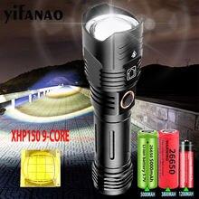 5000 мА/ч xhp160 xhp150 Мощный светодиодный вспышка светильник