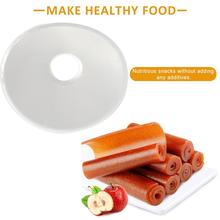 Food Dryer Fruit Roll-Up Sheet Dehydrator Accessories For Kitchen Vegetable Pet Meat Air