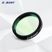 SVBONY UHC Filter Ultra High Contrast for Astronomical Telescope Eyepiece Observations of Deep-Sky Objects F9131A universal optical ultra high contrast filter 1 25 inches 31 7mm uhc filter for astronomical telescope
