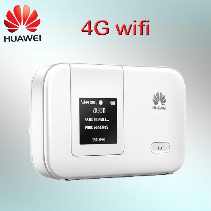 4g wifi נתב huawei E5372 e5372s-32 נעילת 4G 150Mbps LTE 4g Pocket wifi Hotspot huawei mifi נתב 4g wifi dongle עם ה-sim