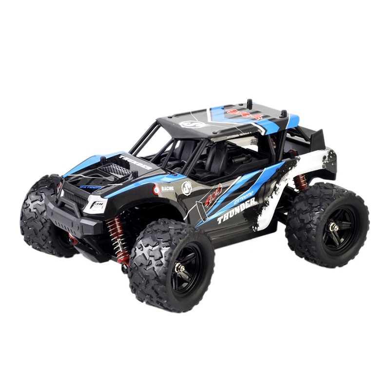 HS 18312 1/18 2 4G 4WD высокая скорость большая нога RC гоночный автомобиль внедорожник