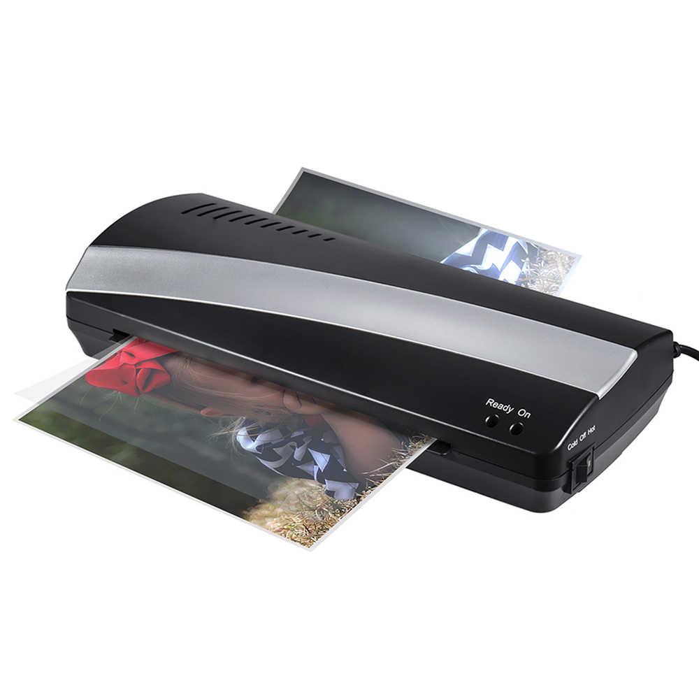 A3 Photo Laminator Paper Film Document Thermal Hot & Cold Laminator Plastificadora Termolaminar Plastifieuse Laminating Machine