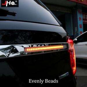 Image 3 - JHO bande de clignotants pour hayon arrière lumière LED bars, feux de freins, accessoires de voiture, pour Ford Explorer 2016 2017 2018 2019