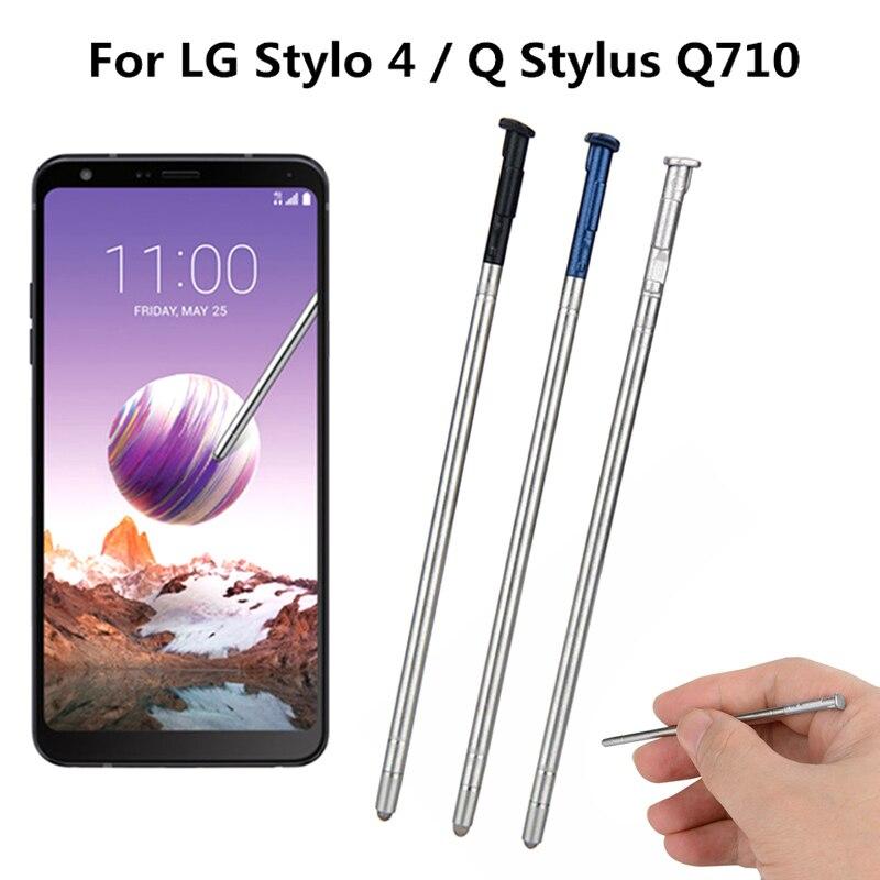 Multifunctional Pens Touch Stylus Pen Replacement 1 Pcs Mobile Phone Pen Replacement for LG Q Stylo 4 Q710MS Q710CS Q710AL